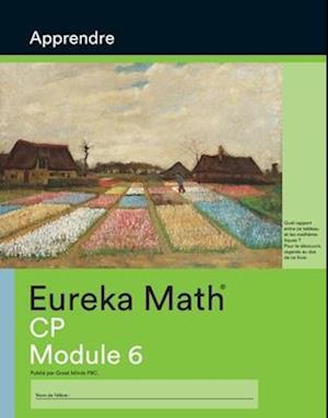 French - Eureka Math Grade 1 Learn Workbook #4 (Module 6)