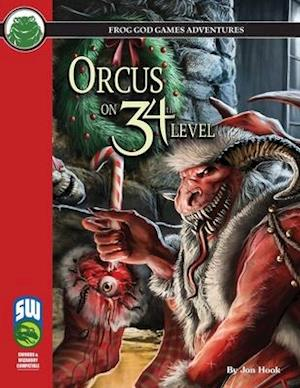 Orcus on 34th Level SW