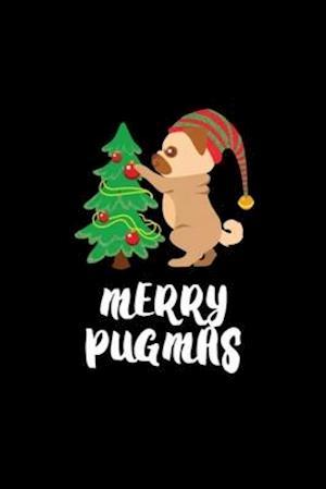 Merry Pugmas Pug Pet Dog Funny Christmas