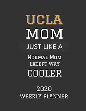 UCLA Mom Weekly Planner 2020