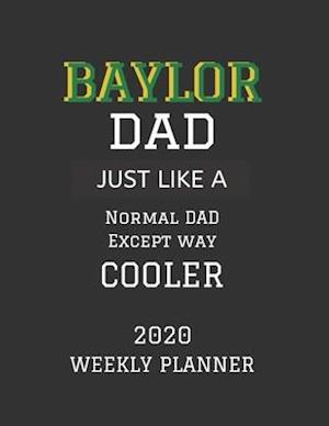 Baylor Dad Weekly Planner 2020