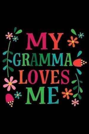 My Gramma Loves Me Notebook