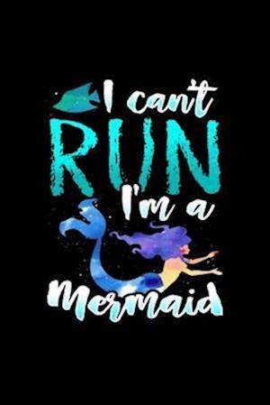Mermaid Run Sport Back to School Gift Present