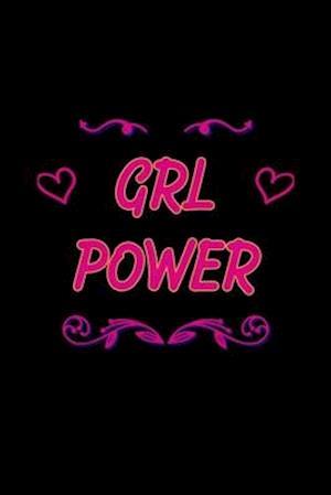 Girls Power Funny slogan for girls women power