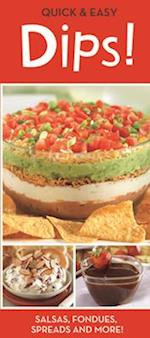 Quick and Easy Dips Tall