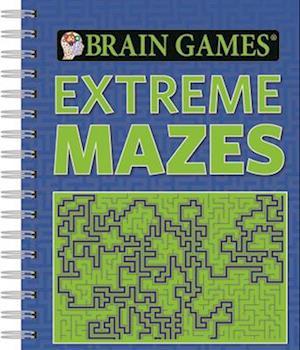 Brain Games Extreme Mazes
