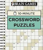 Brain Games 10 Minute Crossword Puzzles