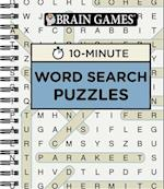 Brain Games 10 Minute Word Search Puzzles