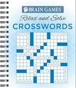 Brain Games Relax N Solve Crosswords