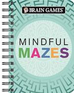 Mini Brain Games Mindful Mazes