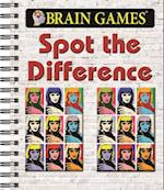 Brain Games Spot the Difference