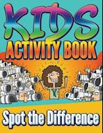 Kids Activity Book af Marshall Koontz