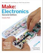 Make: Electronics, 2e af Charles Platt