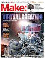 Make: Virtual Creation - Design and Build in VR Space af Mike Senese