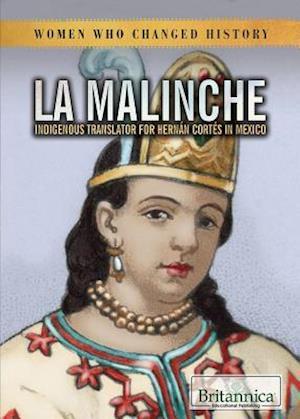 Bog, hardback La Malinche af Laura Loria