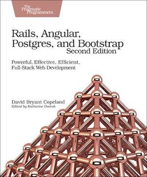Rails, Angular, Postgres and Bootstrap, 2e