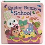 Easter Bunny School (Little Bird Stories)