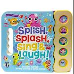 Splish, Splash, Sing and Laugh (5 Button Sound)