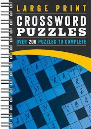 Large Print Crossword Puzzles