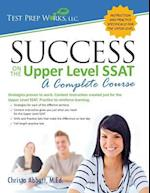 Success on the Upper Level SSAT