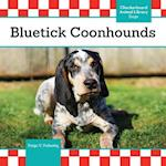 Bluetick Coonhounds (Dogs)