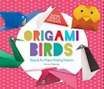Origami Birds (Super Simple Origami)