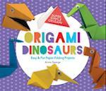 Origami Dinosaurs (Super Simple Origami)