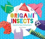 Origami Insects (Super Simple Origami)