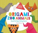 Origami Zoo Animals (Super Simple Origami)