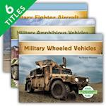 Military Aircraft & Vehicles (Set) (Military Aircraft Vehicles)