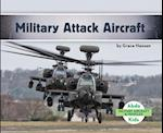 Military Attack Aircraft (Military Aircraft Vehicles)