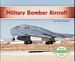 Military Bomber Aircraft (Military Aircraft Vehicles)