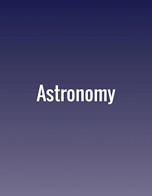 Bog, hæftet Astronomy af Openstax