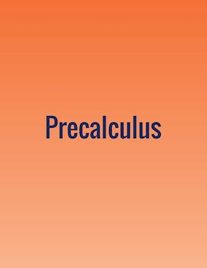 Bog, hæftet Precalculus af Openstax