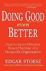 Doing Good Even Better