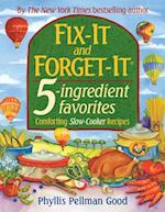 Fix-It and Forget-It 5-ingredient favorites
