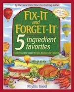 Fix-It and Forget-It 5-ingredient Favorites (Fix-it and Forget-it)