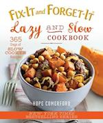 Fix-it and Forget-it Lazy and Slow Cookbook (Fix-it and Forget-it)