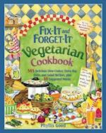 Fix-It and Forget-It Vegetarian Cookbook (Fix-it and Forget-it)