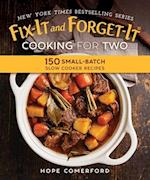 Fix-it and Forget-it Cooking for Two (Fix-it and Forget-it)