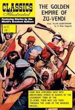 Golden Empire of Zu-Vendi JES 38 (Classics Illustrated JES)
