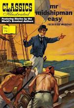 Mr Midshipman Easy JESUK74 af Frederick Marryat