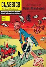 Adventures of Baron Munchausen JESUK146 af Rudolph Erich Raspe