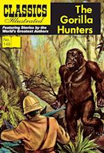 Gorilla Hunters JESUK149 (Classics Illustrated UK JES)