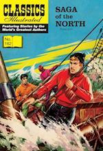 Saga of the North JESUK162 (Classics Illustrated UK JES)