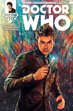 Doctor Who: The Tenth Doctor Vol. 1 Issue 1 af Nick Abadzis