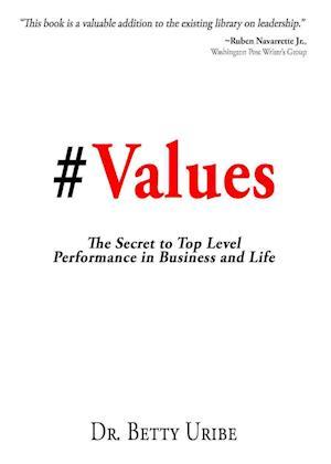Bog, hardback #Values af Betty Uribe