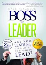 Boss or Leader af Dave Ferguson