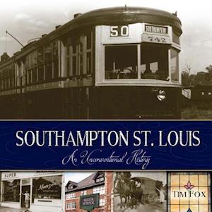 Bog, hardback Southampton St. Louis af Tim Fox