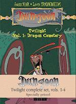 Dungeon Twilight Complete Set 1-4 (Dungeon Twilight)
